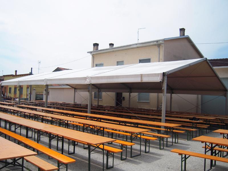 Noleggio tendoni per feste manifestazioni ed eventi tendostrutture - Noleggio tavoli e sedie per feste catania ...