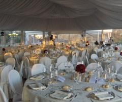Allestimento e fornitura catering per matrimonio