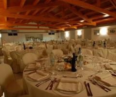 Catering per cena aziendale istituto di credito