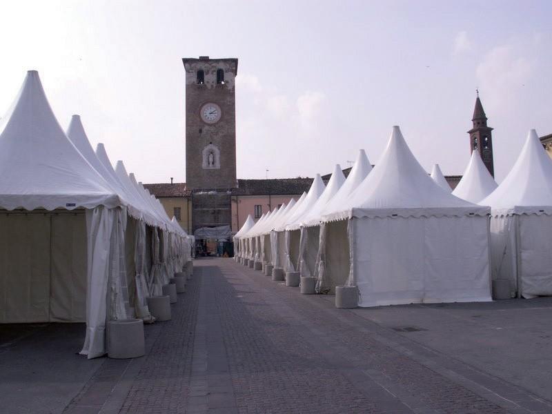 Noleggio gazebo per matrimoni feste fiere e manifestazioni