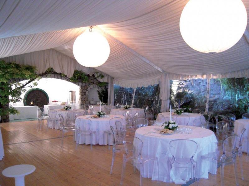 Estremamente Allestimenti per matrimoni ed eventi - Noleggio Service EH82