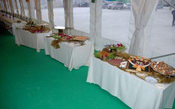 Idee per un buffet di Comunione fatto in casa | Guide di ...